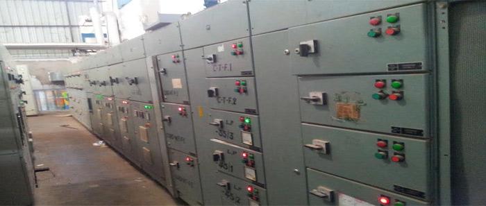 Alnicopanels Power Control Manufacturer Motor Control